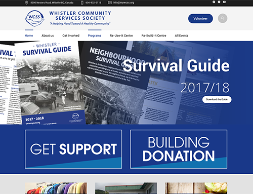 WCSS Survival Guide 2017/18