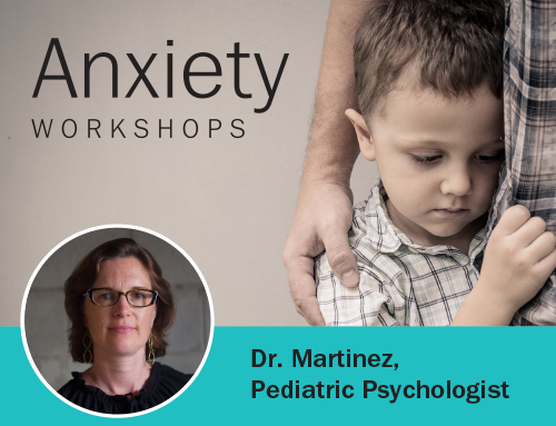 Anxiety Workshops